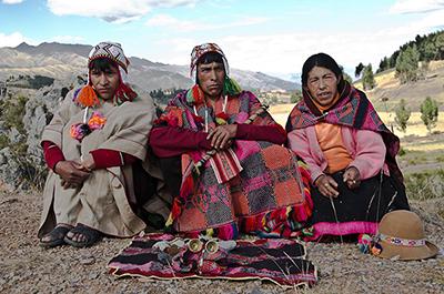 Andský šamanismus peruánskych indiánov Qeros (400x265)