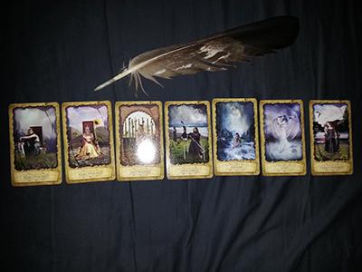Tarotová mágia & čakry (400x300)